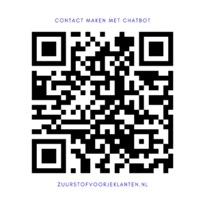 Contact met Chatbot Facebook Messenger